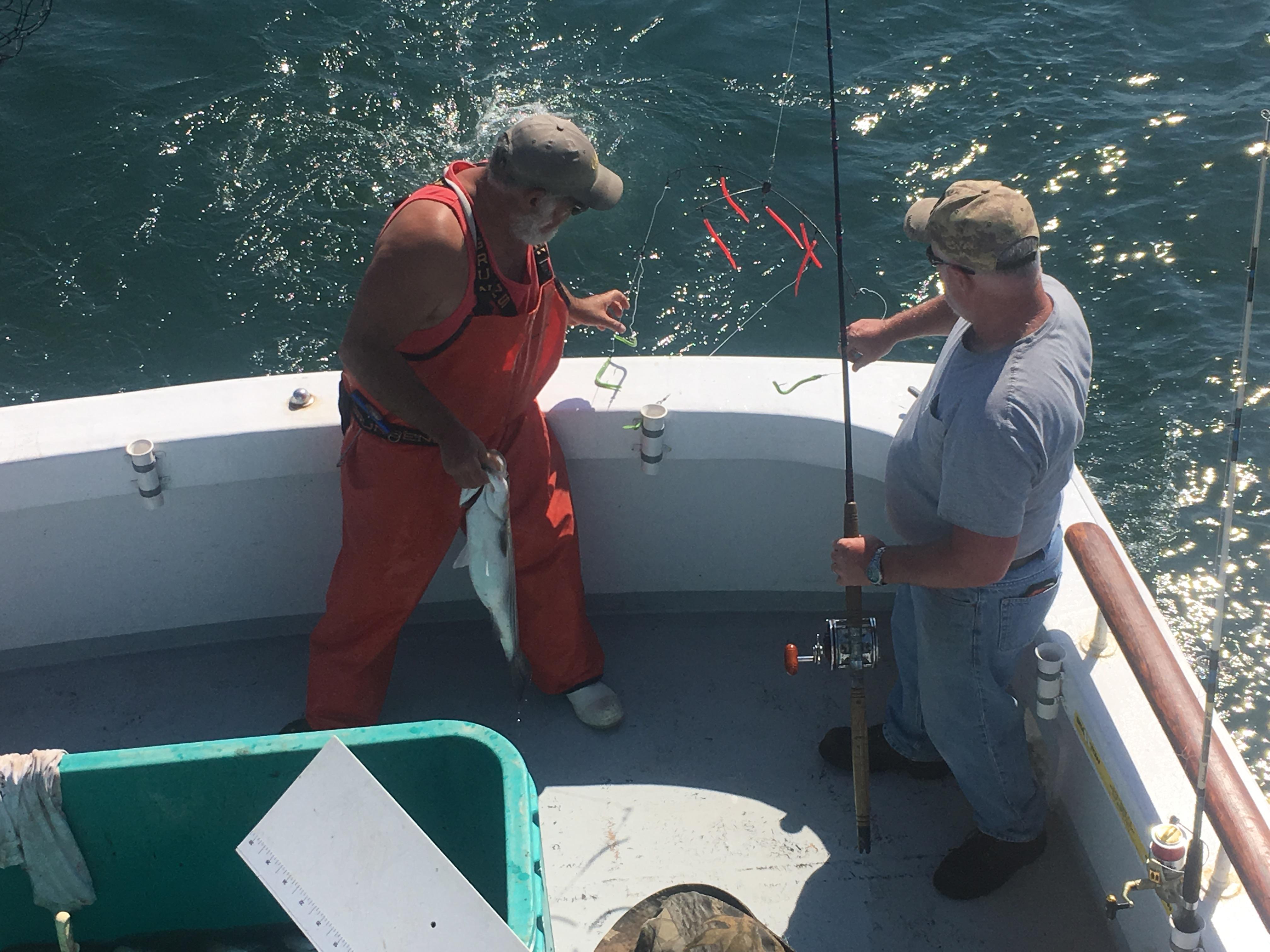 Img 4089 tartan ii fishing for Party boat fishing ct