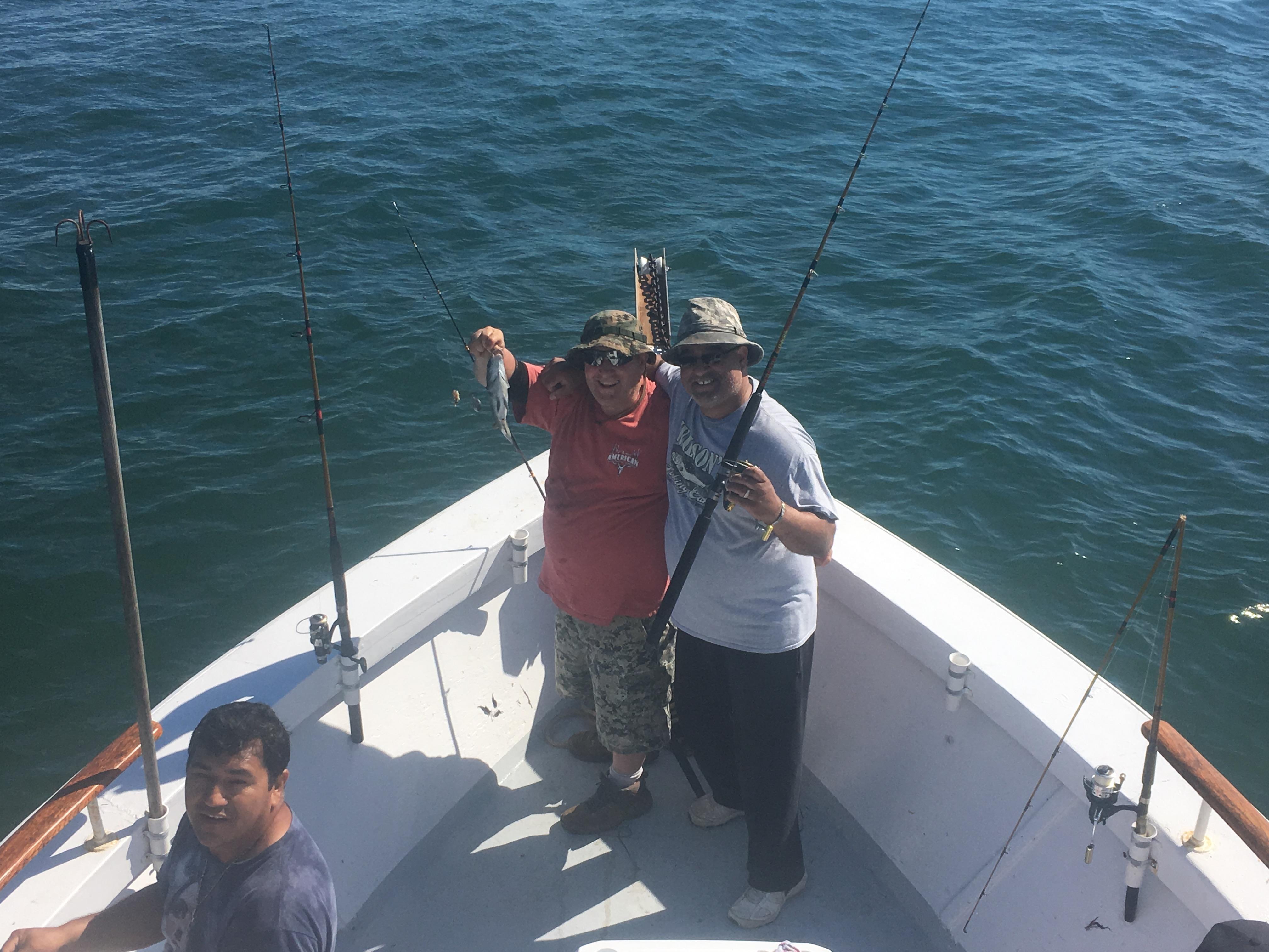 Img 4278 tartan ii fishing for Party boat fishing ct