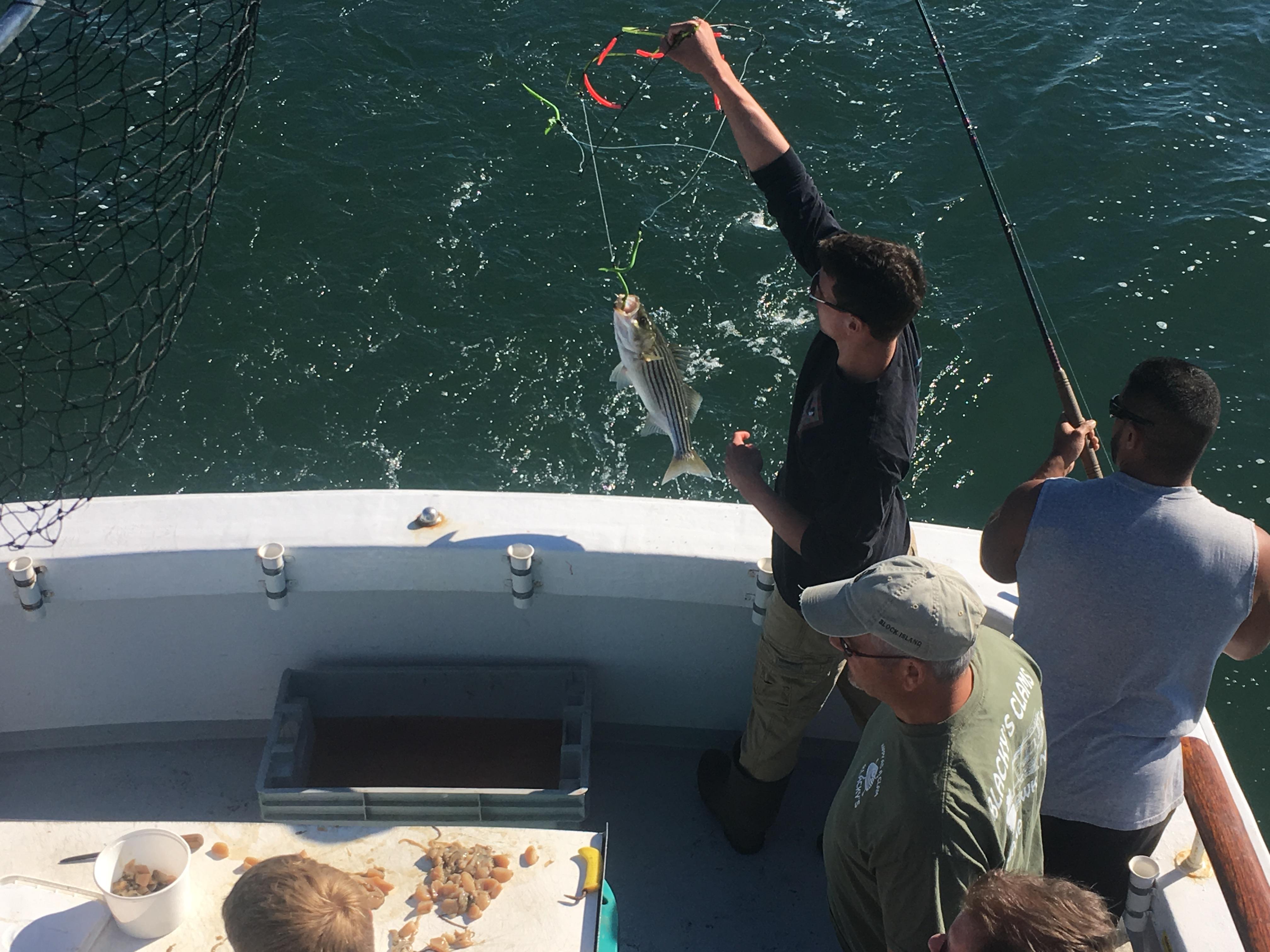 Img 4296 tartan ii fishing for Party boat fishing ct