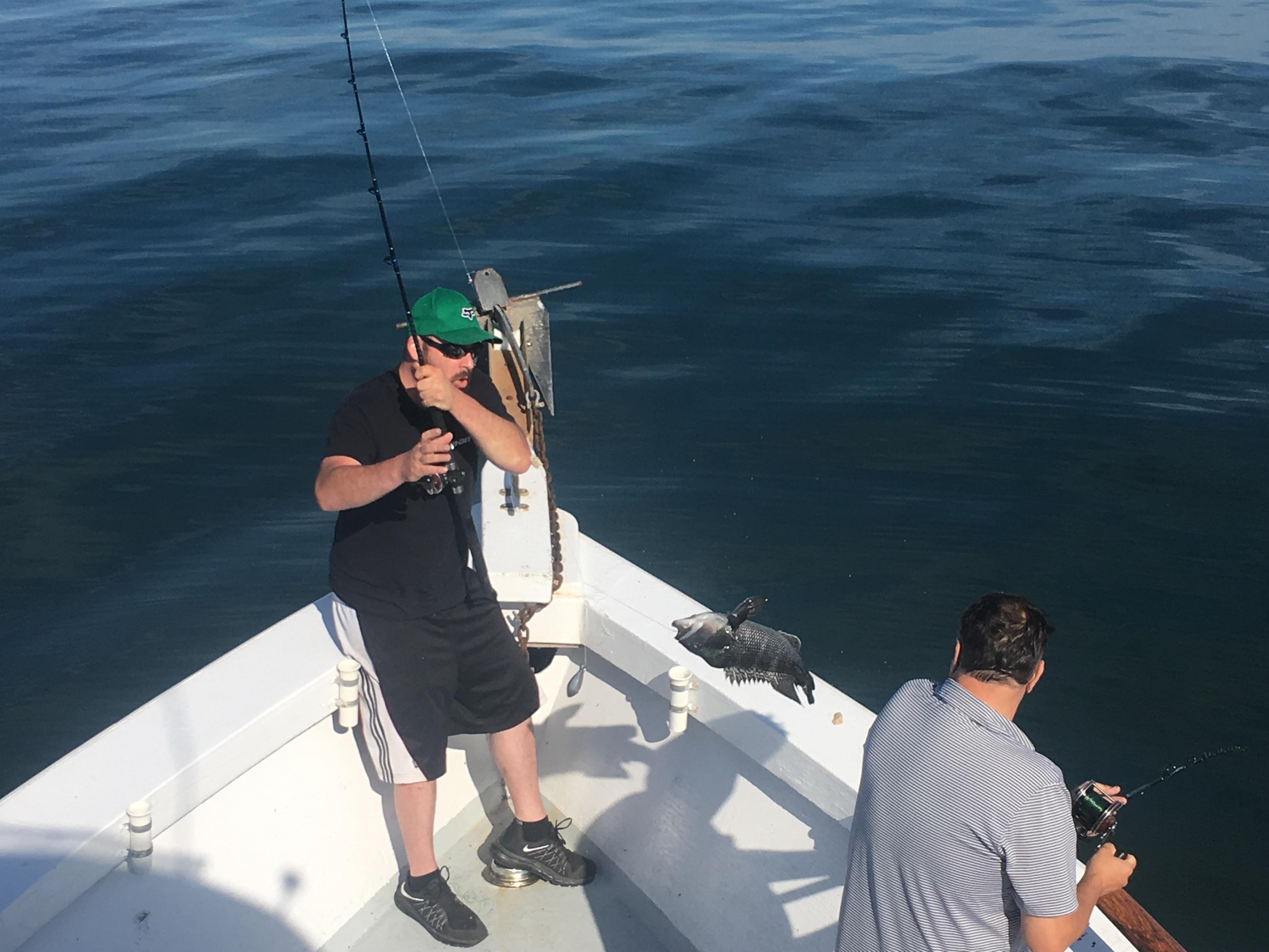 Img 4390 tartan ii fishing for Party boat fishing ct